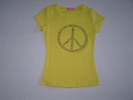 Shirt van Enfant & Style geel nieuw