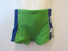 Zwembroek groen sport