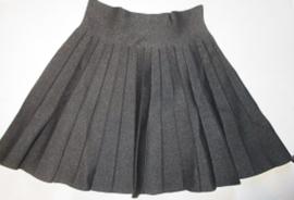 Skirt - Plooi rokje zwart