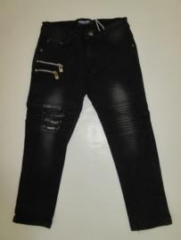 Jeans zwart Kids & Cool K-558