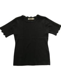 Shirt zwart By Clara