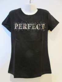Shirt zwart Zero perfect