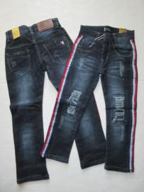 Jeans met bies van Ox-King