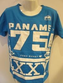 Shirt blauw LXXV