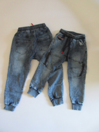 Jeans Jogger blauw