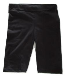 Legging kort zwart