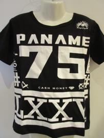 Shirt zwart LXXV