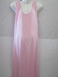 Lange jurk roze