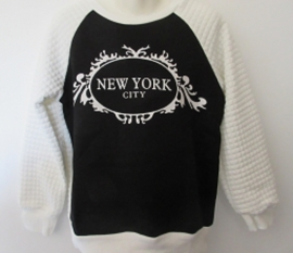 Sweater wit New York