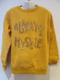 Sweater geel Always