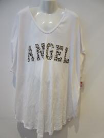 Shirt wit Angel