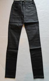 Zwart gecoate broek van Toxik3