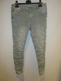 Jeans groen Lexxury