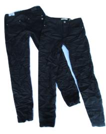Karostar Jeans zwart K8133