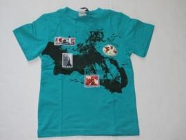 Shirt groen van J. Mirano 3262