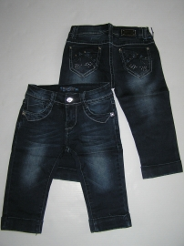 Mini Mignon jeans knie broek