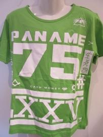 Shirt groen LXXV