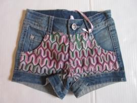 Jeans Short met gekl. voorkant van Zero