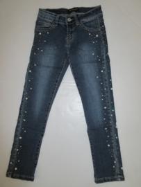 Jeans parel blauw Happy Star