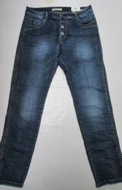 Karostar Jeans met studjes bies