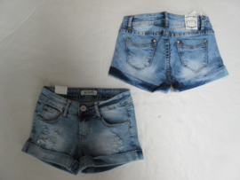 Jeans Short  By Sasha