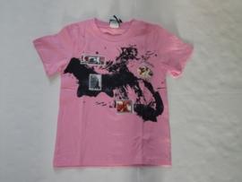 Shirtt roze 3262 Van J. Mirano