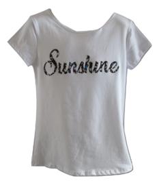 Shirt wit sunshine