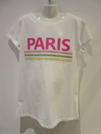 Shirt wit Paris