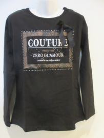 Longsleeve Couture snake print