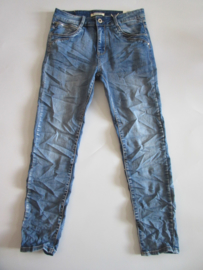 Karostar Jeans met rits K3024
