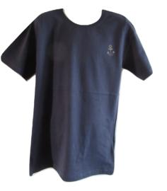 Shirt donker blauw met anker van Kids Up