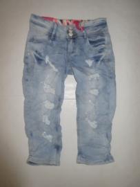 Jeans knie model
