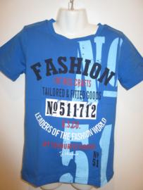 Shirt blauw 51 van J. Mirano
