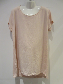 Shirt roze basic