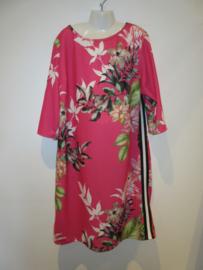 Jurk bloem roze ( moeder/dochter jurken)
