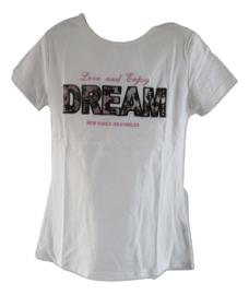 Shirt wit dream van Zero