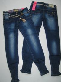 Jeans simpa met ketting riempje