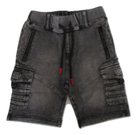 Jeans short zwart GP38