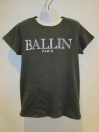 Shirt groen Ballin