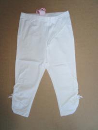 Legging wit 3/4 van Zero