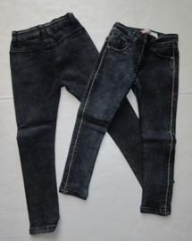 Jeans met gouden biesje van Kids & Cool