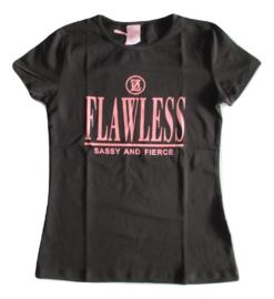 Shirt zwart flawless