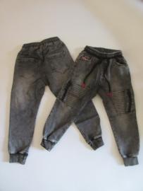 Jeans jogger zwart