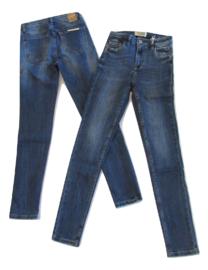 Jeans Queen Hearts Dark Bleu 811