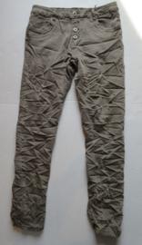 Jeans beige Karostar