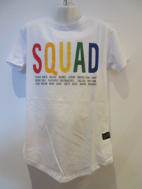 Shirt wit squad