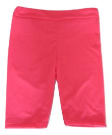 Legging kort roze