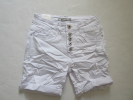 Short wit Newplay jeans