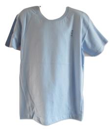 Shirt licht blauw met vuurtoren van Kids Up