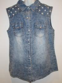 Gilet blouse Jeans